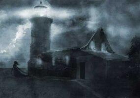 Самые часто посещаемые маяки, со своей зловещей историей.