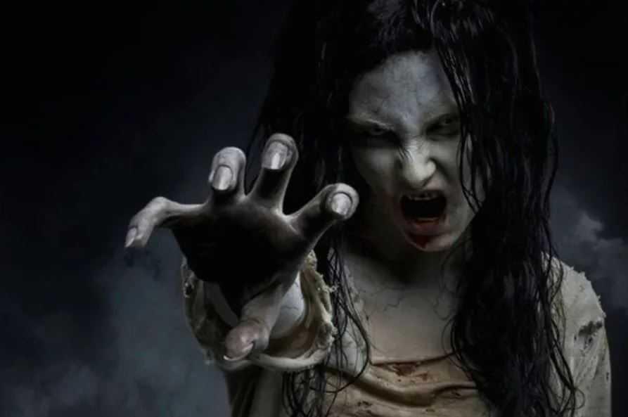 мстительный дух женщины
