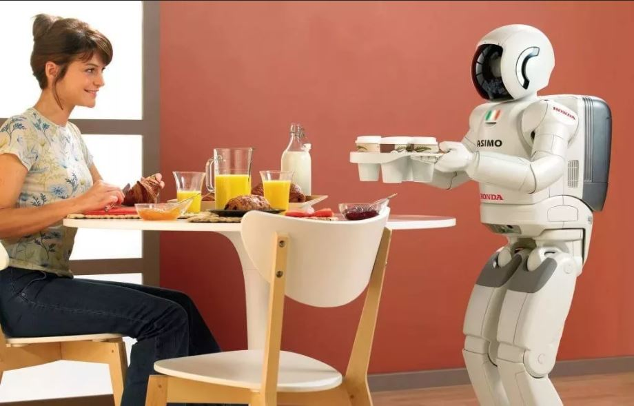 Будущее робототехники.