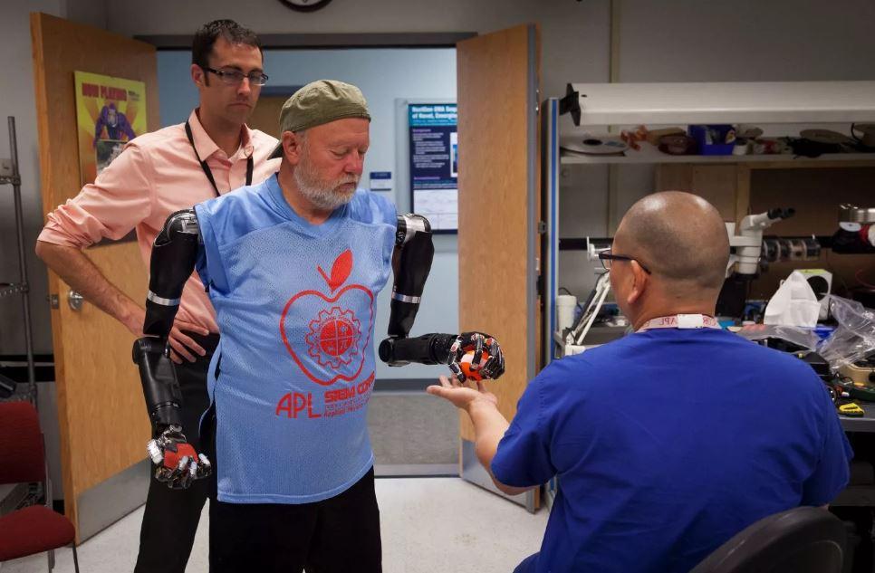 Бионические протезы. фото: Habr.com