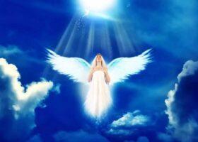 Еще один предполагаемый ангел замечен над Бразилией.