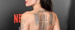 «Расшифровка» Анджелины Джоли.