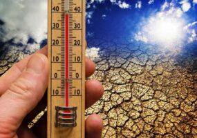 Широкое распространение экстремальных температур становится все более вероятным.