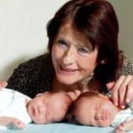 70-летняя женщина утверждает, что она беременна.