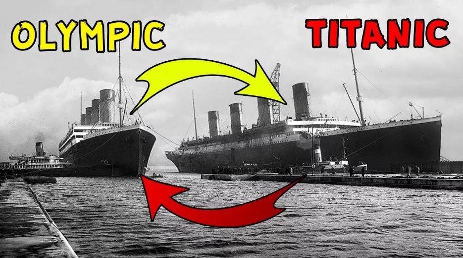 Версия о подмене лайнеров.