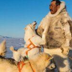 Северный народ - инуиты.