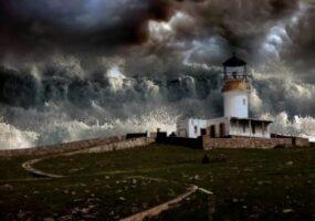 Исчезновение трёх смотрителей за маяками.