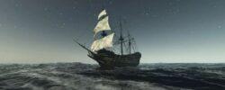 Капитан Бриггс и Потерянный экипаж Мэри Селеста.