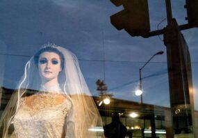 Странный труп невесты.