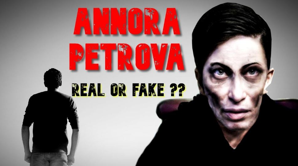 Ужасающая интернет-легенда об Анноре Петровой.