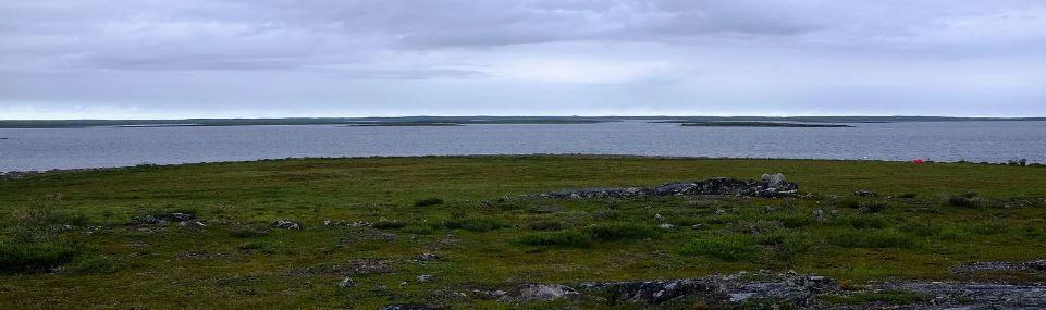 Озеро Анжукуни.
