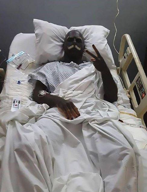 Кёрликале восстанавливается в больнице после удаления его гениталий и сосков.