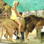 Аргентинский зоопарк Лухан.