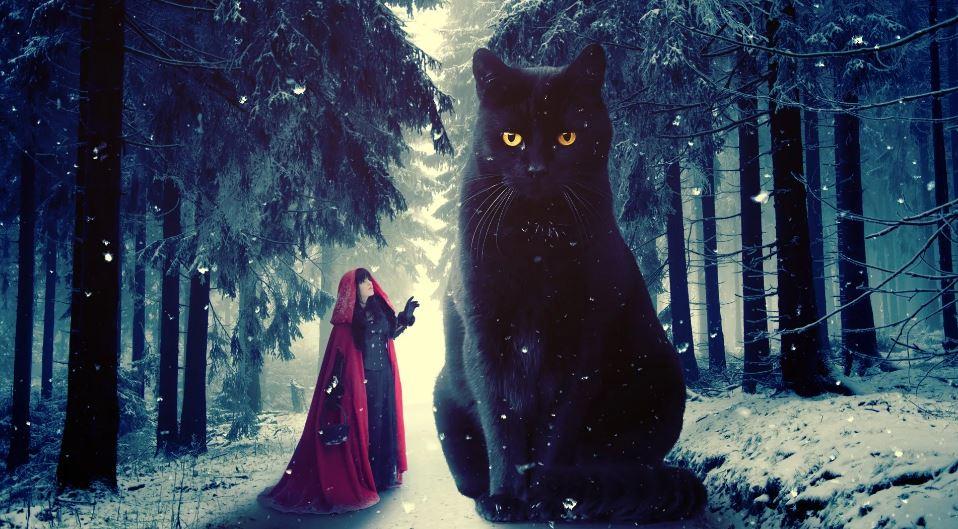 Йольская кошка съедает тех, кто не обновил одежду до рождества.
