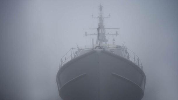 Что случилось с грузовым судном?