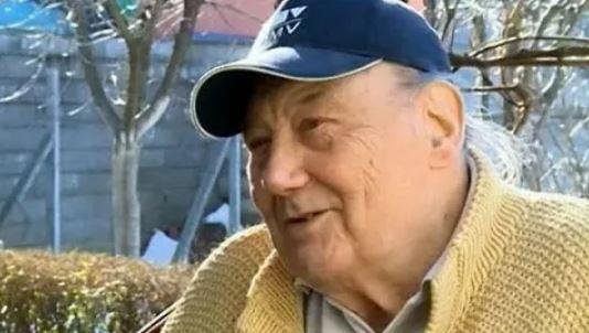 85-летний хорват Фране Селак пережил железнодорожную катастрофу, унесшую жизни 17-ти пассажиров.