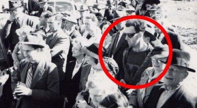 Хипстер в 1940-х.