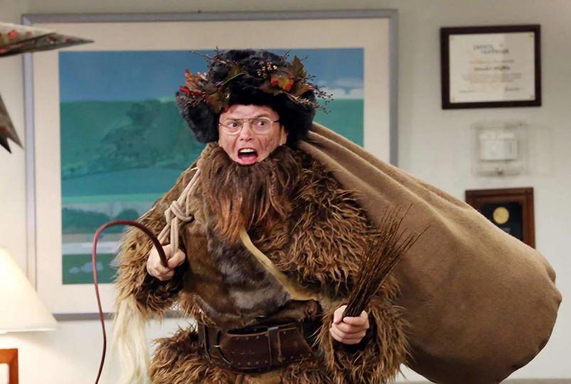 Белсникель появляется без предупреждения в течение всей зимы.