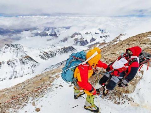 Смертельный Эверест.