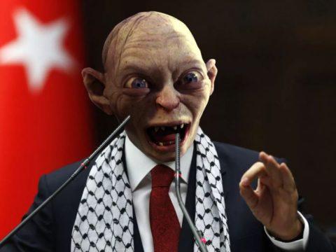 Похож ли Эрдоган на Голлума?
