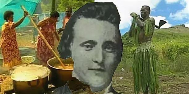 Фиджийские аборигены извинились за съеденного миссионера.
