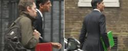 Канцлер казначейства Великобритании — волшебник?