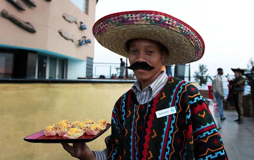 Вряд ли современные мексиканцы хотели вернуться к своим истокам приготовления пищи.