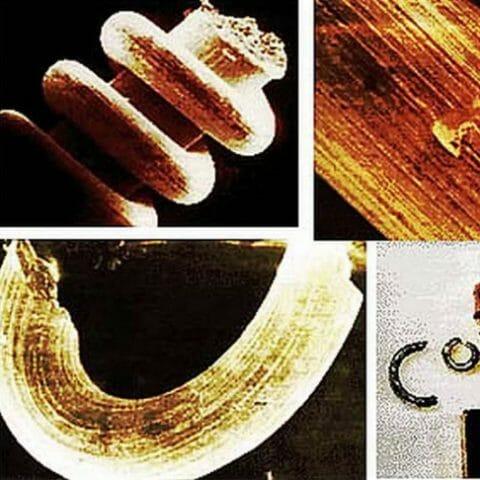 Русские нано спирали - кто их создал?