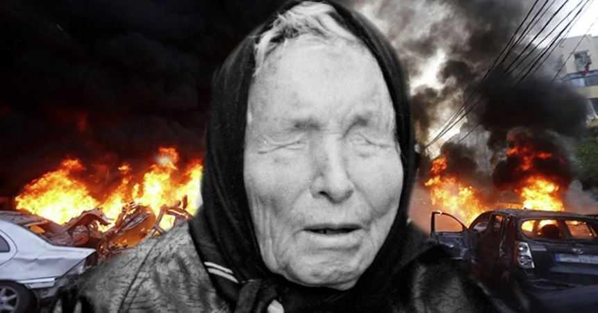 Болгарская провидица - конец света в 5076 году.