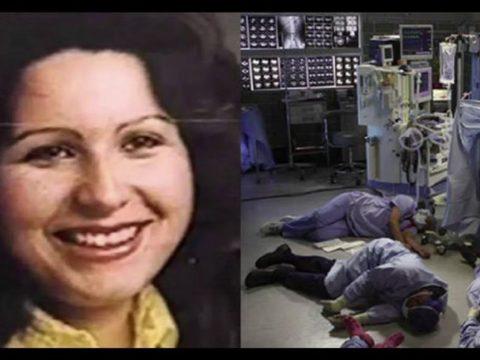 Глория Рамирес была простой и непримечательной женщиной.