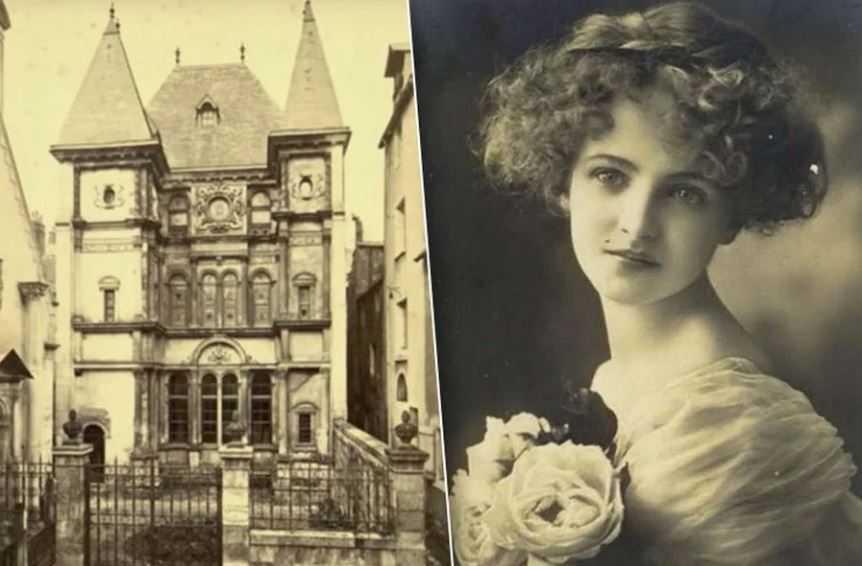 Юная красавица Бланш Монье оказалась на четверть века в заточении.