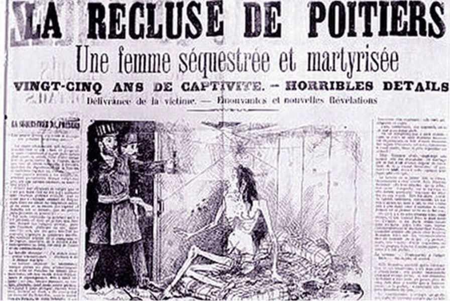 Французская газета рассказывает о трагической истории Бланш Монье.