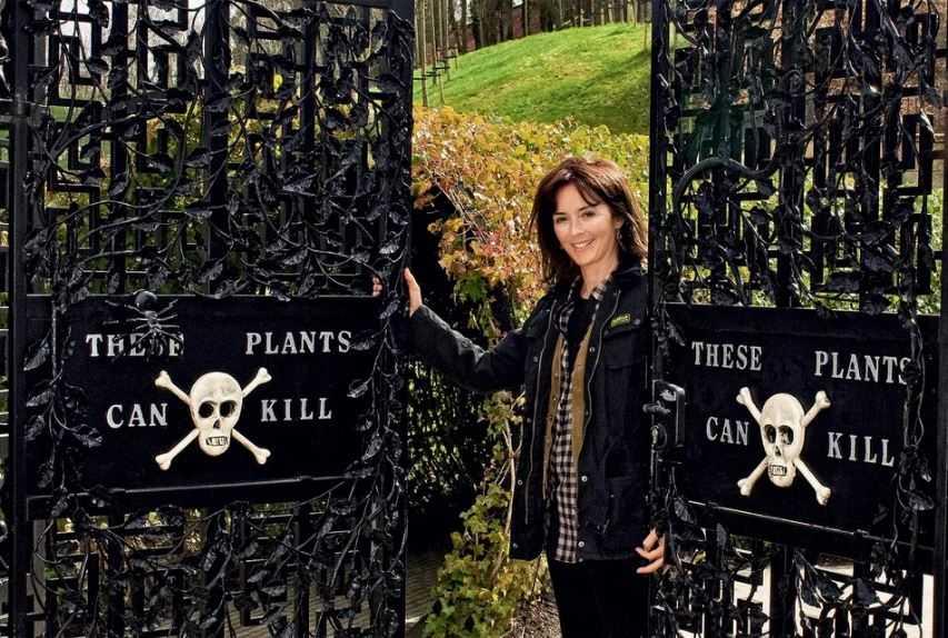 Герцогиня Нортумберлендская приглашает в свой сад ядовитых растений.