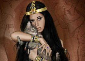 Священные кошки Египта — удобрение для современников