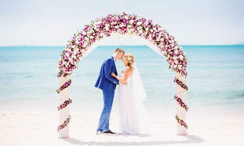 Странные обычаи свадеб со всего мира.