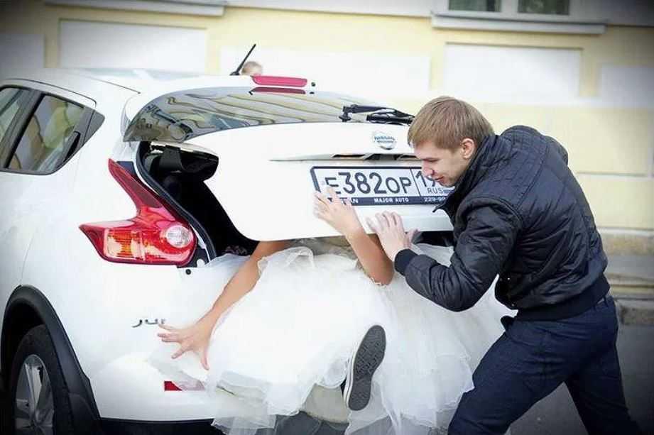 В некоторых случаях, похищение невесты рассматривается на уровне правового нарушения.