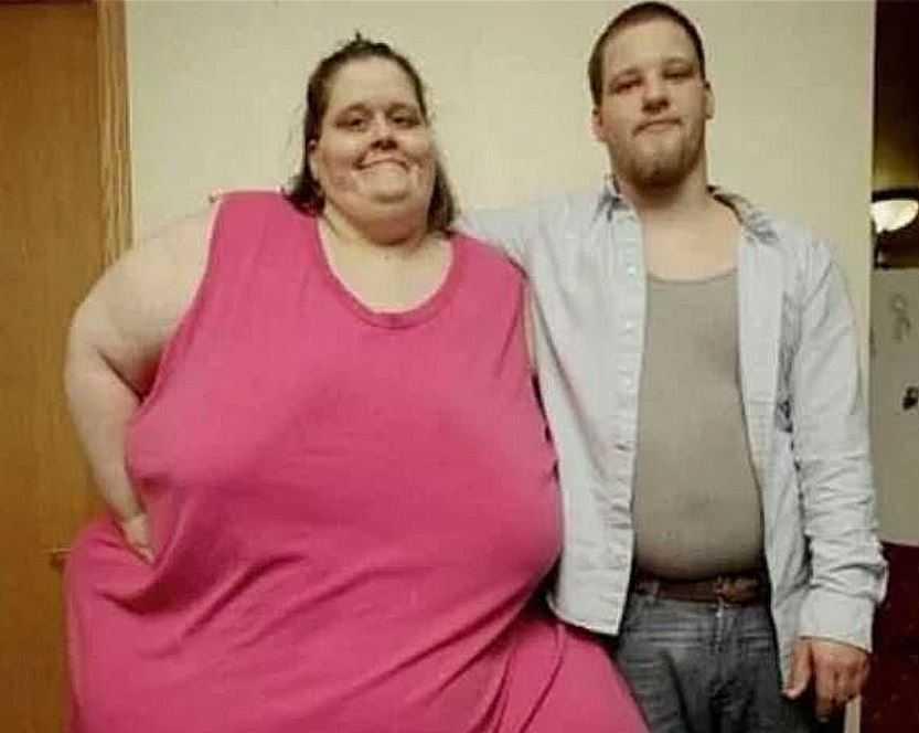 Самая тяжелая женщина в мире собирается замуж