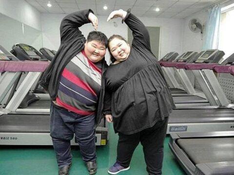 В Китае не однократно обсуждалась проблема ожирения.