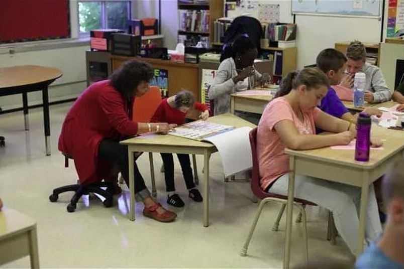Учеба, неотъемлемый процесс воспитания, даже если дается с трудом.