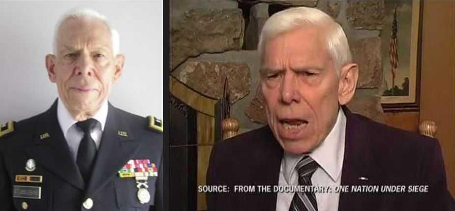 Генерал-майор Альберт Стаблбайн уверен, что проходить сквозь стены - возможно!