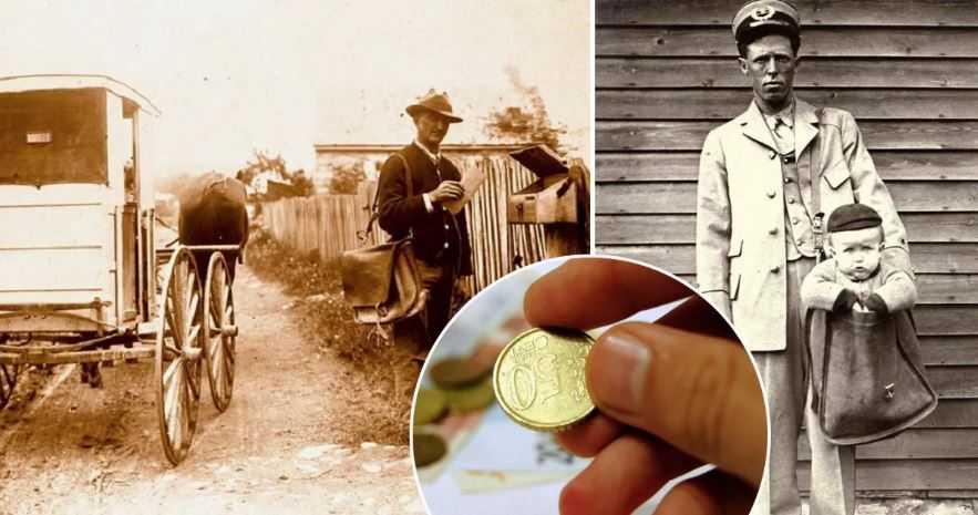 В 1913 году в Америке считалось вполне законным посылать детей почтой.