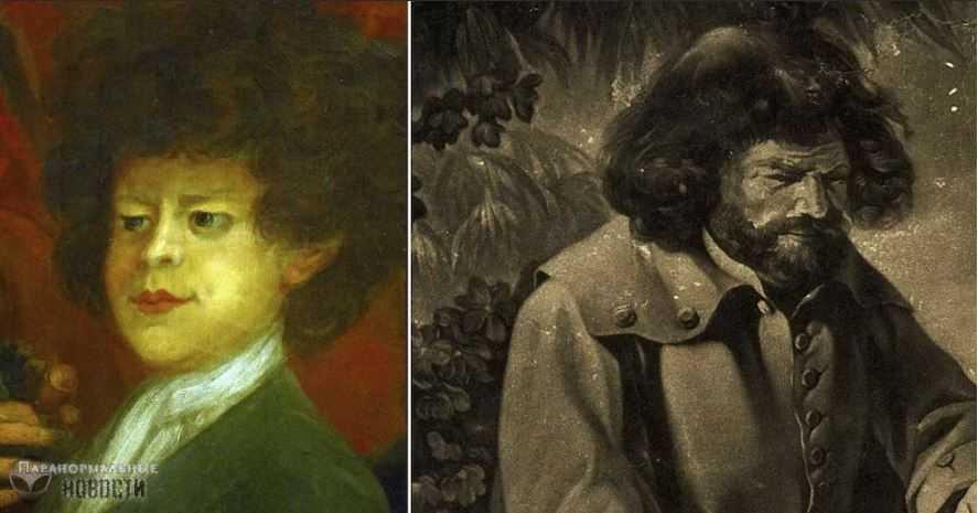 История дикого мальчика Петра, которого нашли в лесу Германии и приютили во дворце.