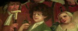 Дикий мальчик Петр, живший в лесу Германии
