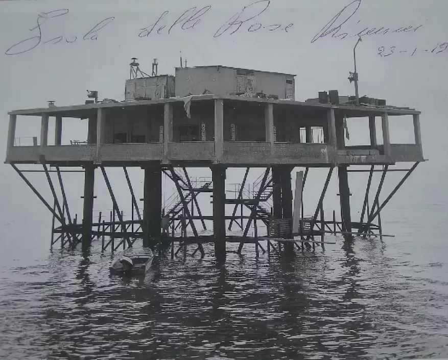 Республика Новой Атлантиды была основана Лестером Хемингуэем 4 июля 1964 года.