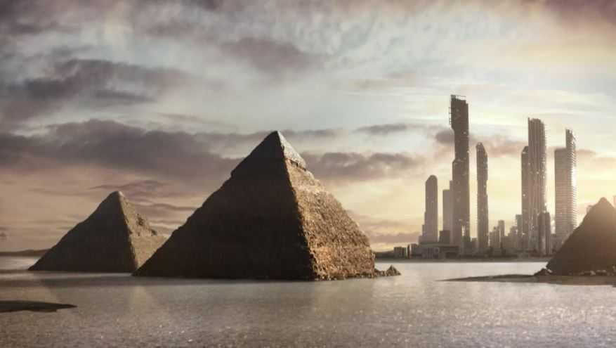 Свидетельства развития утраченных цивилизаций