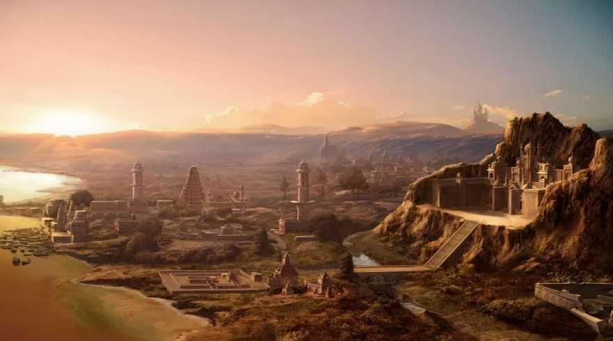 Пропавшие цивилизации.