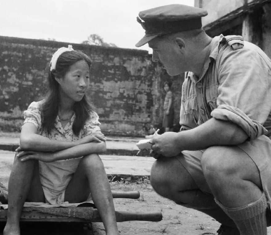 Позор Японии: принудительная проституция во время Второй Мировой войны.