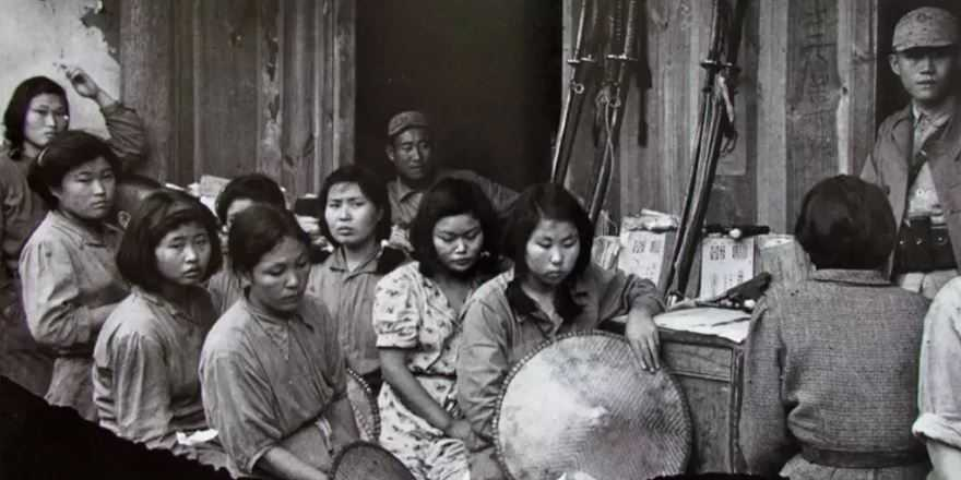 Страшная легенда — Терраса Нам Ку. Женщины для утешения и японские солдаты.