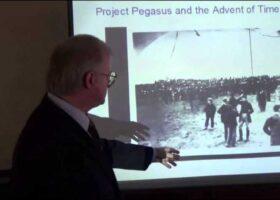 Путешествие во времени: «Проект Пегас»