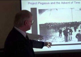"""Путешествие во времени: """"Проект Пегас"""""""